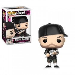 Figurine Funko Pop Blink 182 - Travis-Barker