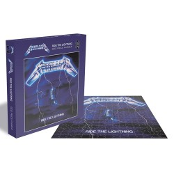 Puzzle Metallica - Ride the Lightning